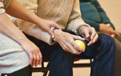 Pflegefall: Es kann jeden treffen