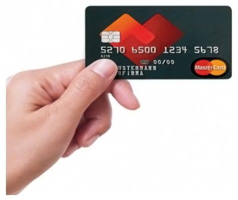 Sachzuwendungen über Prepaid Mastercard