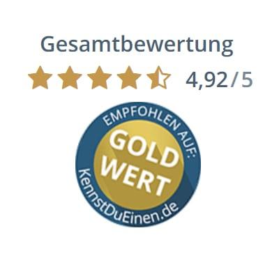 Finanzberater in Landshut & Freising Auszeichnung - KennstdDuEinen.de